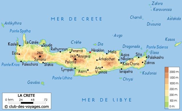 Carte Canee Crete.Crete Sissi Carte Mismis